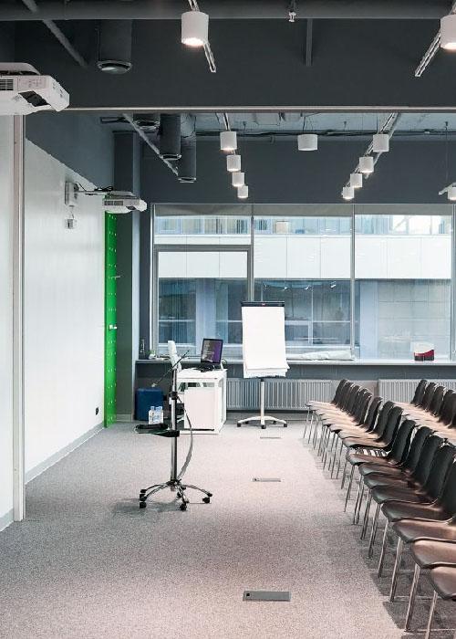 Как выбрать оборудование для конференц-зала в 2020 году
