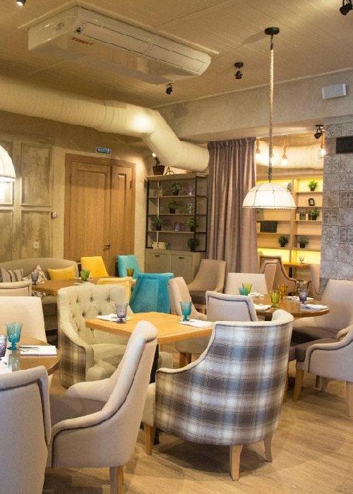 Секреты оснащения семейного ресторана